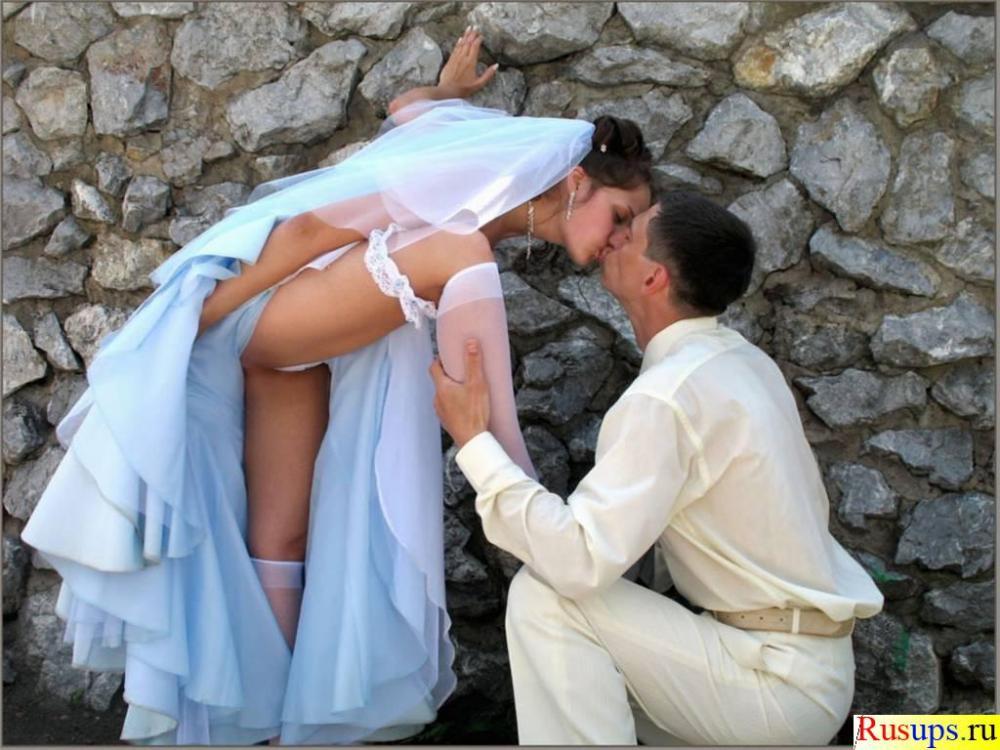 Фото невест секси 8 фотография